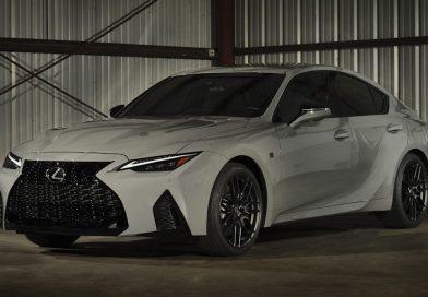 Lexus-ის ისტორიაში ყველაზე მძლავრი  IS.