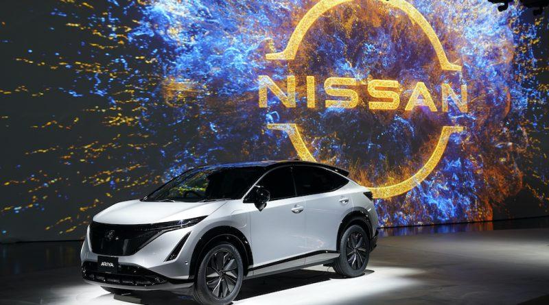 ელექტრო კროს-კუპის Nissan Ariya-ს წარმოება გადაიდო